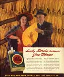 Fortune Mag. 1941 Lucky Strike